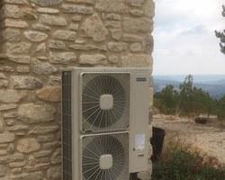 Installation de pompe à chaleur - Sisteron/Gap - Eco N'Home